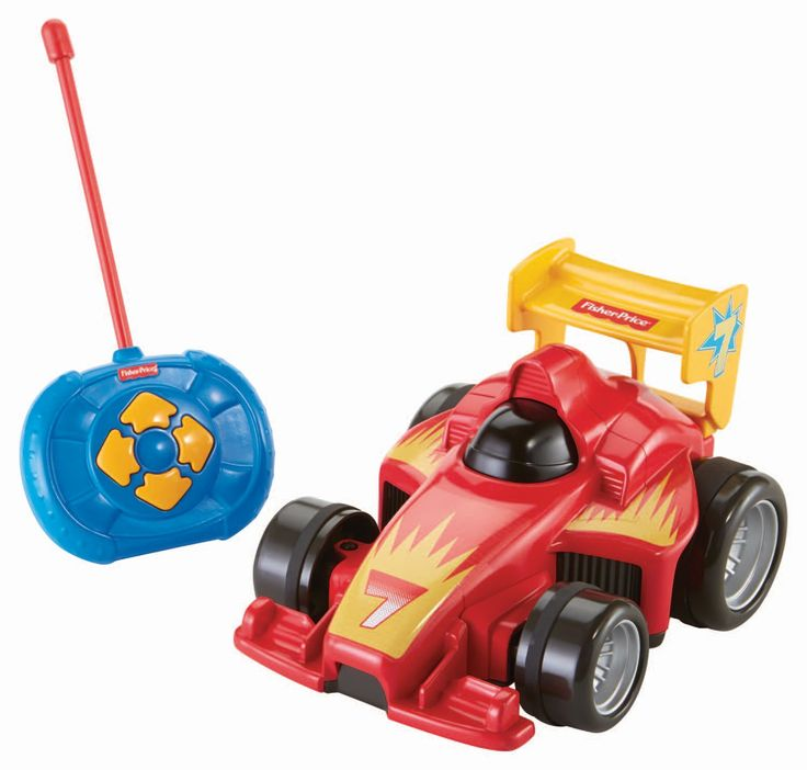 Amazon.com: Fisher-Price My Easy RC Vehicle: Toys & Games