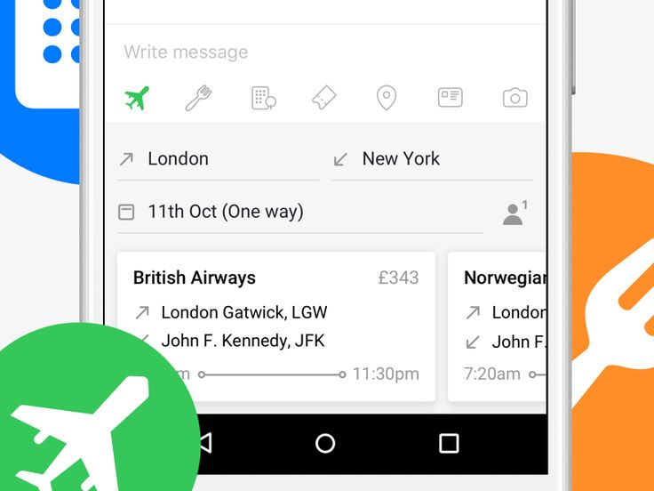 We worked on Baatch in the later part of 2016, an app that allows groups to chat, book flights, order food, book a hotel, but tickets to events and more all from within the app.    This is part of th...