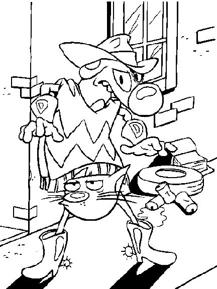 catdog color page cartoon characters coloring pages coloring pages for kids thousands of free printable coloring pages for kids