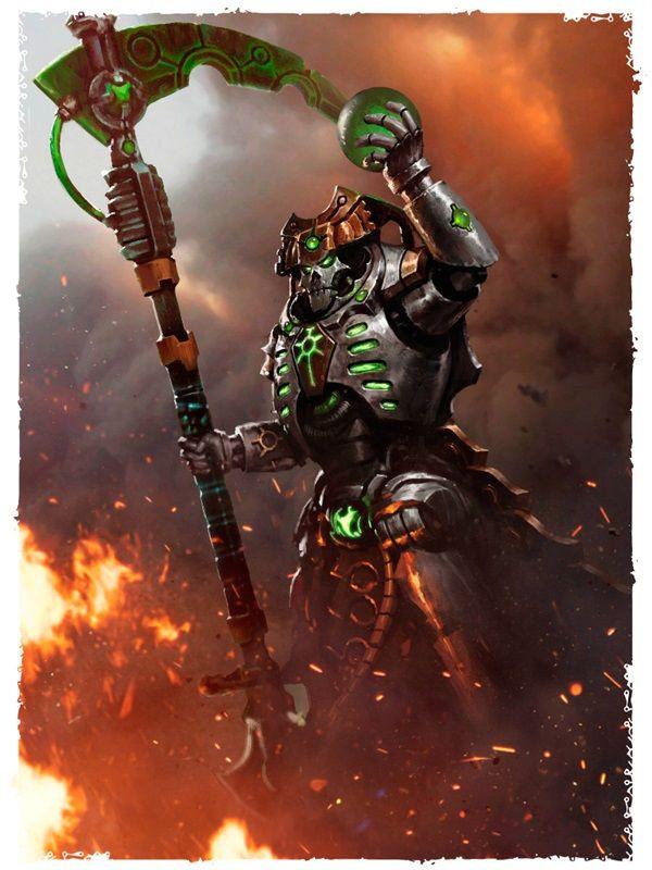 necron necron_lord scythe