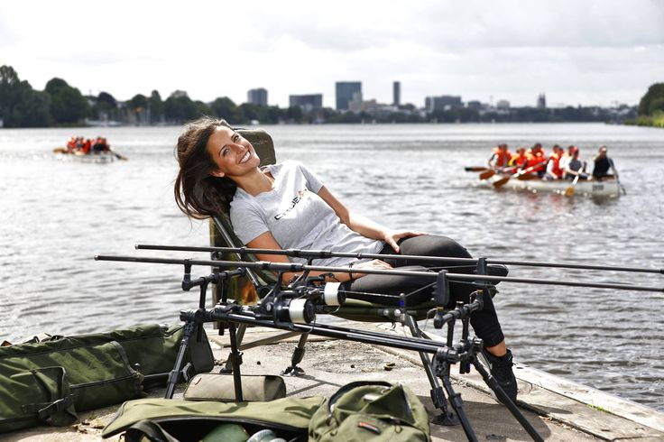 1716 best images about horg szl nyok fishing girls on for Fishing with luiza