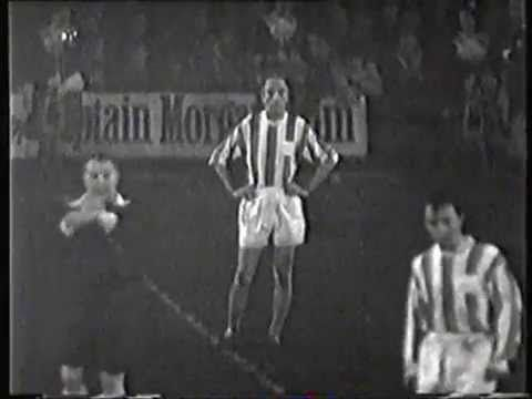 Sir Stanley Matthews Testimonial match April 1965