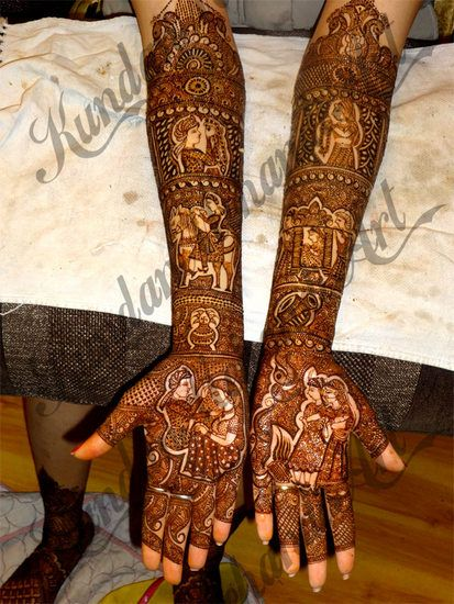 Kundan Mehendi Artist Info & Review | Mehendi Artists in Delhi | Wedmegood