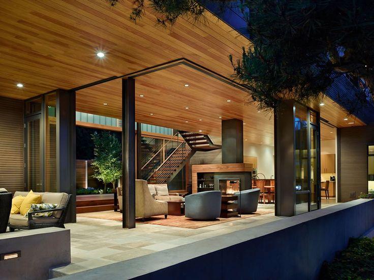 Beautiful Houses: Courtyard House