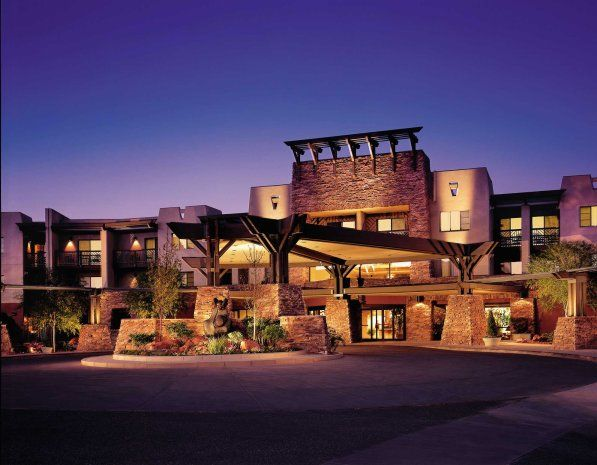 Sedona Hilton, AZ - beautiful!!!!