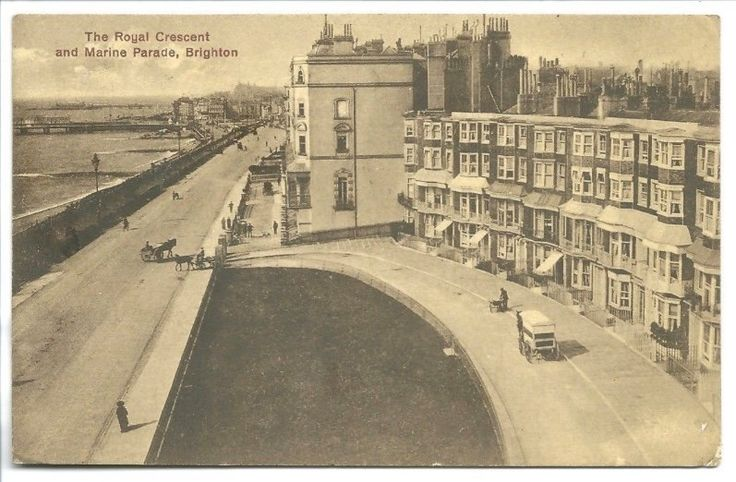 Postcard courtesy of Jacqueline Thomas