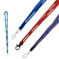Promote your company logo or slogan on the necks of your customers & staff members.  Bright lanyard colours with clips.  Ready to attach name cards, lipbalms, keyrings, pens and lots more.  #lanyard #conference #tradeshow #lanyardclip #lanyardattachment #conferenceIdeas #tradeshowpromotions #promoproducts #printedlanyard