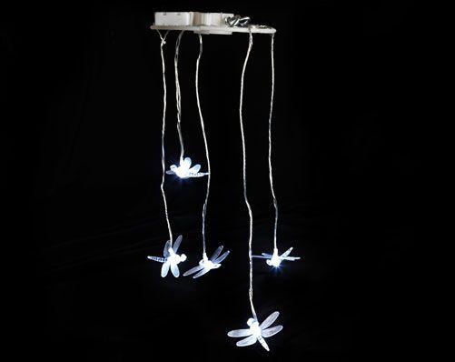 Dragonfly Parasol Lights