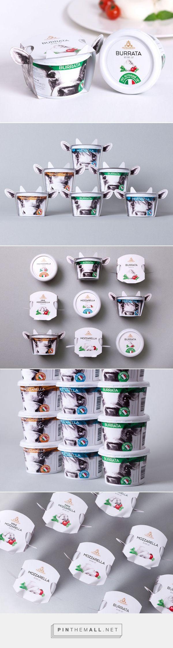 GORDOST - Fratelli Spirini Soft Cheese packaging design blog World Packaging Design Society│Home of Packaging Design│Branding│Brand Design│CPG Design│FMCG Design - created via https://pinthemall.net