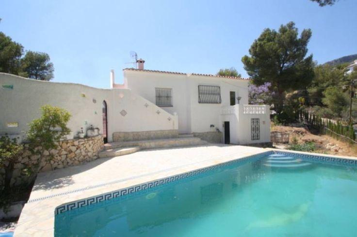 Prachtige vrijstaande woning in Altea La Vella! Vraagprijs: 249.500 euro