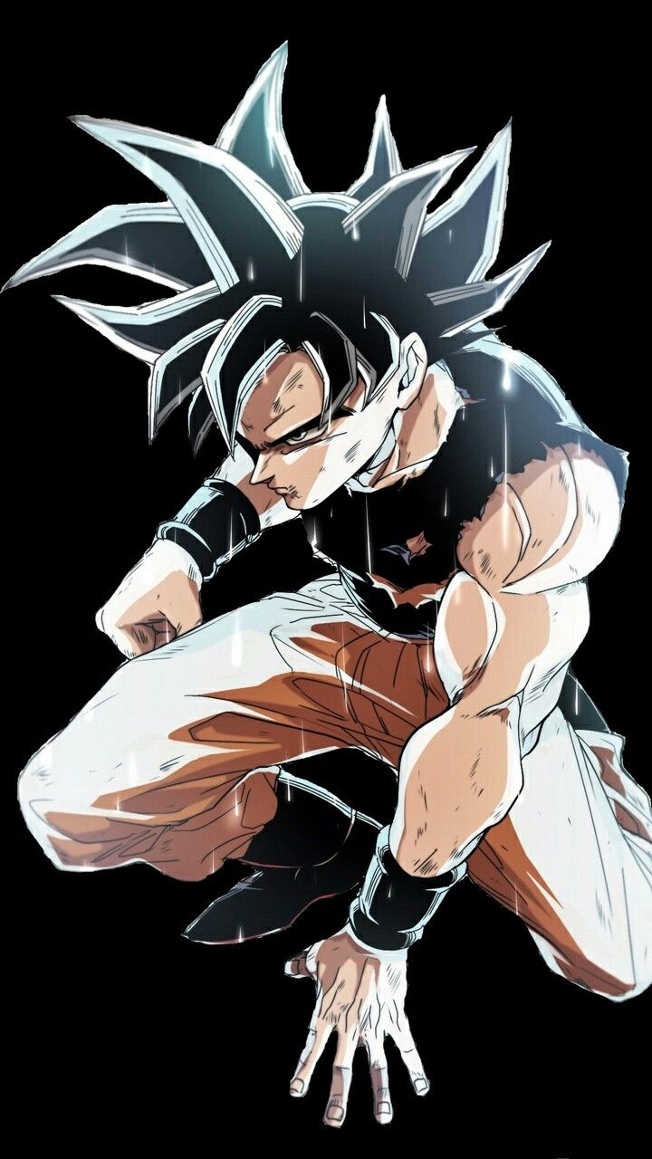 Goku - Ultra Instinct / Migatte No Gokui / Omen