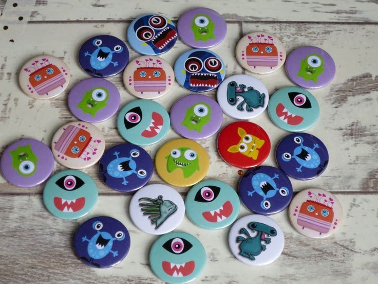 Have you checked out our button badges recently? We hand make our buttons in the… – Button badges