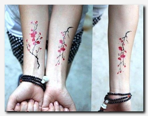 50 Cute Examples Of Cherry Blossom Tattoos Hot Tattoo Cherry Blossom Tattoo Blossom Tattoo Tattoos For Women