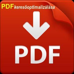 PDF doksi keresőoptimalizálása 2016-ban - Digitális marketing tippek #PDF #SEO