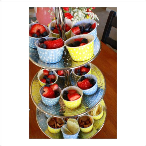 Allergy free fruit cup recipe