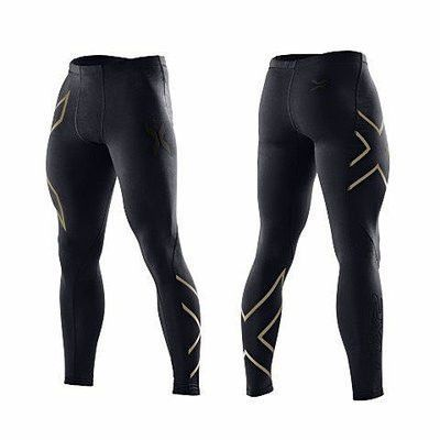 Men's Compression Tights Pants Gym Clothing Trousers