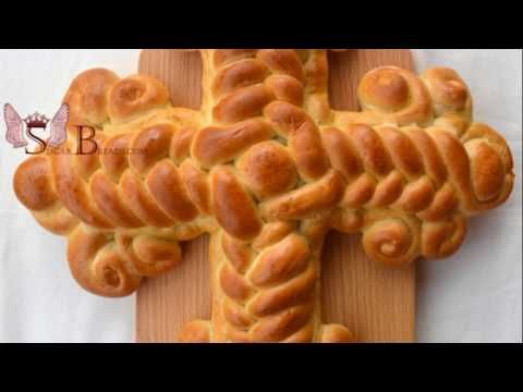 Armenian Easter bread by Sugarbreads - YouTube