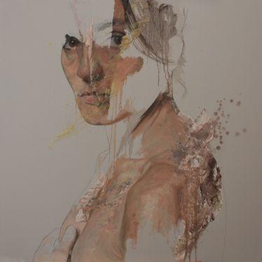 "Saatchi Art Artist Jessica Rimondi; Painting, ""Traversandomiti"" #art"