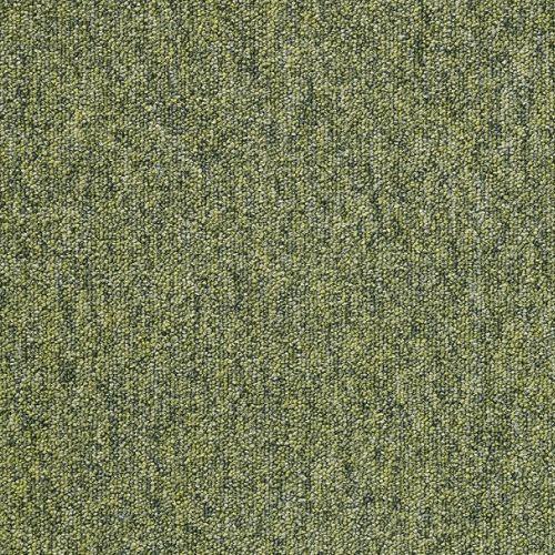 Mocheta dale verde | Mocheta dale verde birouri Alpha fir buclat | Pret. Mocheta dale verde Alpha 50×50 cm 606 Modulyss  Mocheta dale verde Alpha 50×50 cm 606 Modulyss poate fi folosita in camere cu incalzire prin pardoseala. Este foarte stabila dimensional culori foarte rezistente la uzura este ignifugata, iar clasa de trafic intens 33 ceea ce permite utilizarea in zone cu trafic foarte accentuat. Pentru obiecte precum scaunele cu rotile nu este o problema acestea nu vor lasa urme de…