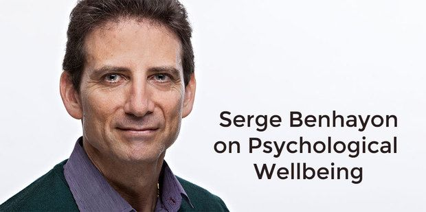 Serge Benhayon speaks about psychological wellbeing - could it be a WHOLE BODY ISSUE?