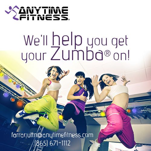 Spring Is Almost Here Time To Get Your Zumba On Sign Up Now Http Ow Ly Uxltn Gymfarragut Fitness Activities Anytime Fitness Zumba