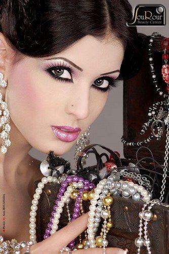 maquillage libanais oriental pour un mariage photo 61 - Maquillage Libanais Mariage