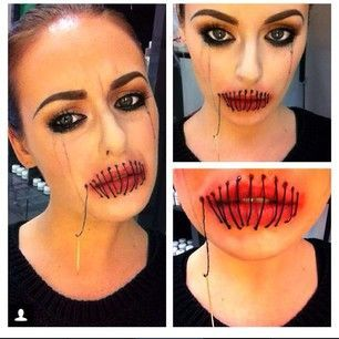 Halloween costumes and makeup