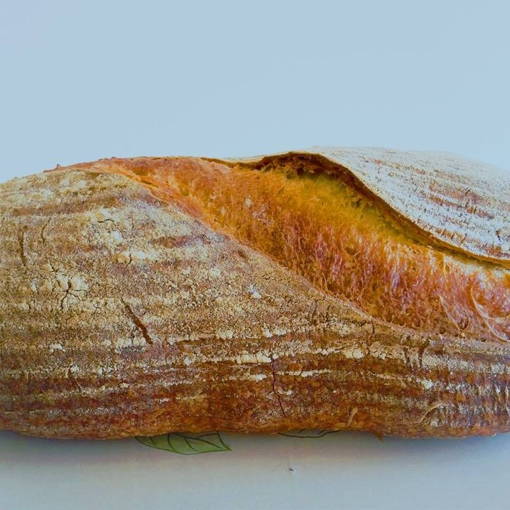 Pane semplice di semola rimacinata - Easy Bread