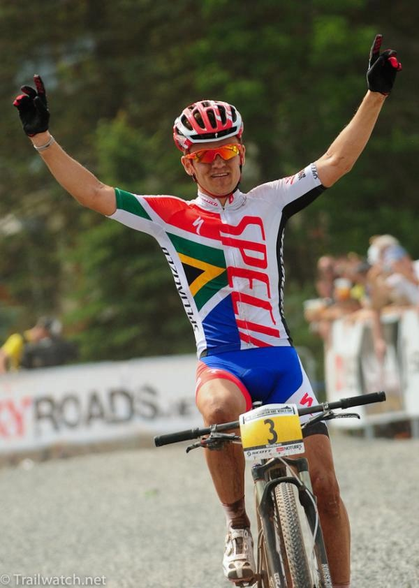 RIP Burry Stander
