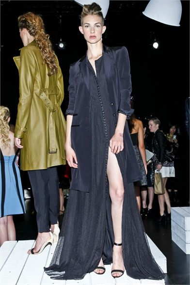 Holmes & Yang - Spring Summer 2013 Ready-To-Wear - Shows - Vogue.it