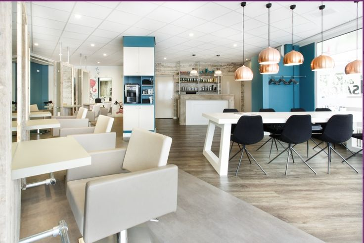 47 best salon ambience worldwide hair salon images on for Mobilia emilia