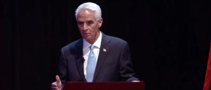 Charlie Crist Draws Laughter After Calling Hillary Clinton Trustworthy