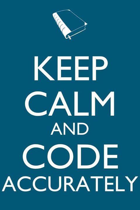 ICD coding