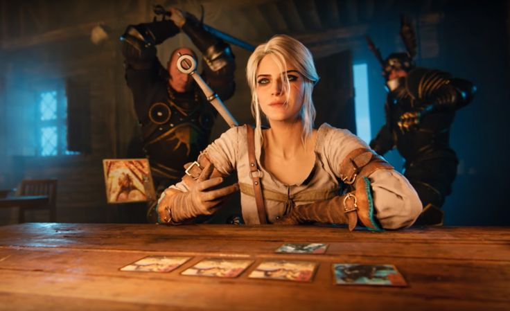 Gwent: The Witcher Card Game Public Beta now available cinematic trailer released