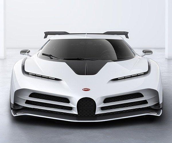 The Bugatti Centodieci Is An Eb 110 Inspired Chiron On Steroids Bugatti Centodieci Bugatti Bugatti Cars