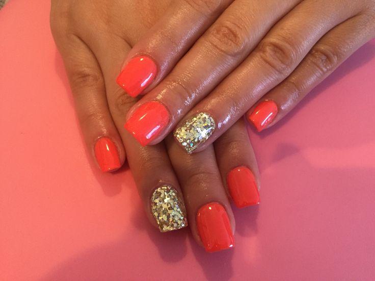 #nails#corai#beautifulnails