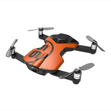 Only US$399.99, buy best Wingsland S6 Pocket Selfie Drone WiFi FPV With 4K UHD Camera Comprehensive Obstacle Avoidance  sale online store at wholesale price.US/EU warehouse.