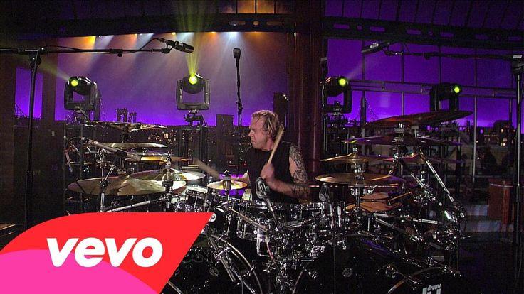 ¡Muero con ésta canción! Los Gloriosos Depeche Mode - Soothe my Soul  (parte del soundtrack de la serie Drácula) (Live on Letterman)