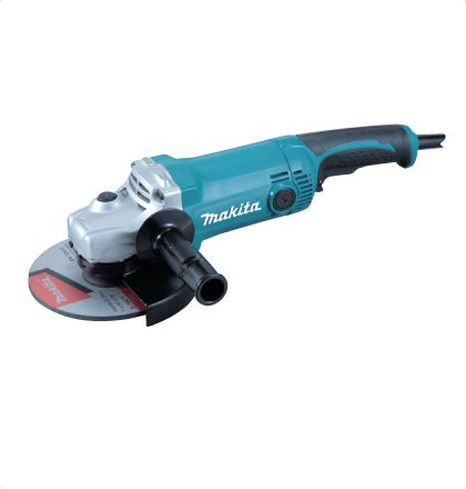 Makita GA7050 Angle Grinder     Most compact in its class.     Small and rotatable gear housing.     Large trigger switch.     Lightweight. For More Details: http://www.mrthomas.in/makita-ga7050-angle-grinder_62