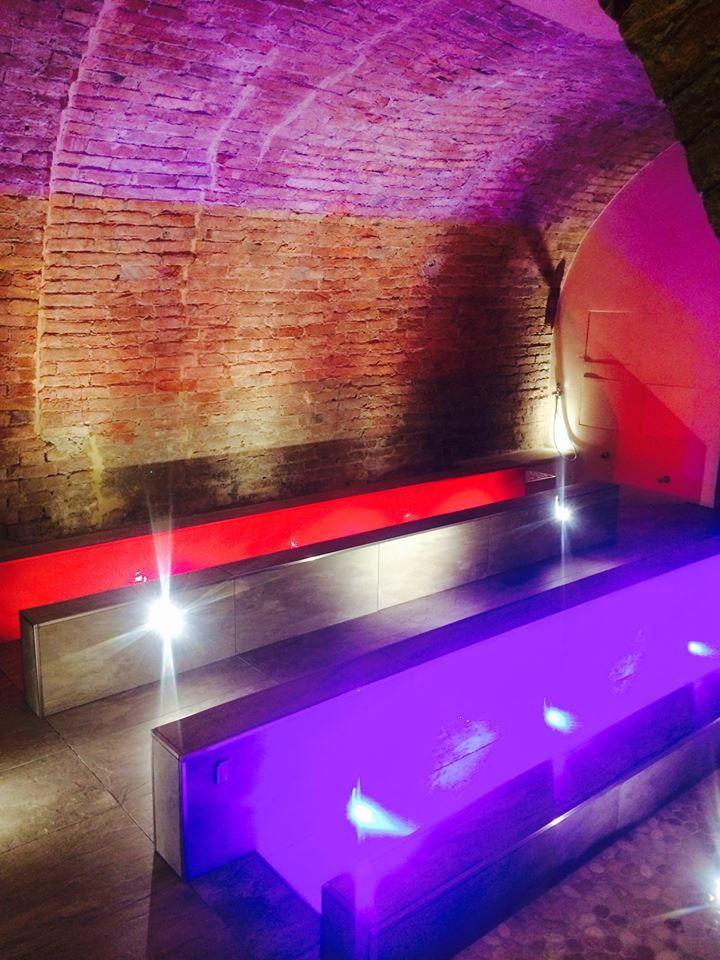 #kneipp SPA a Villa Fontana