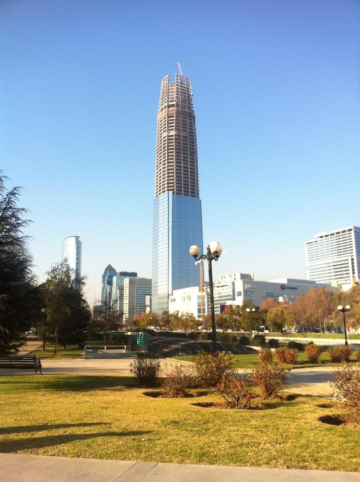 Torre costanera center :)
