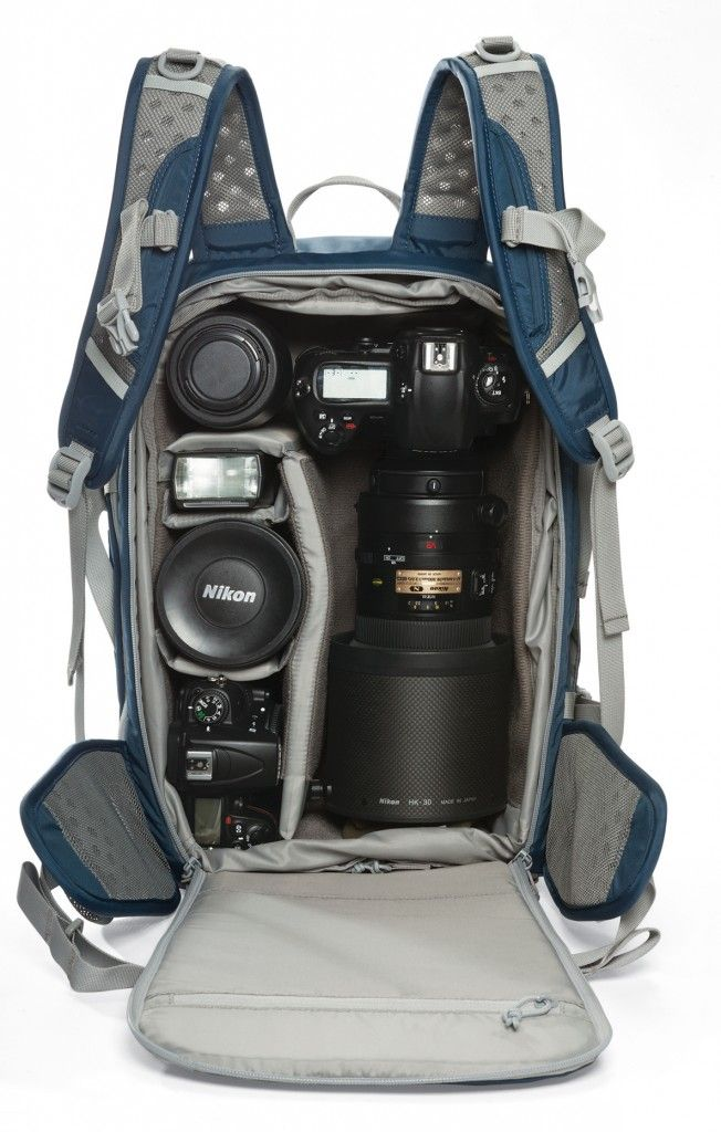 Lowepro just announced a new DSLR Backpack - Lowepro Flipside Sport 20L AW Digital SLR Camera Backpack. This backpack is weather-resistant for ad