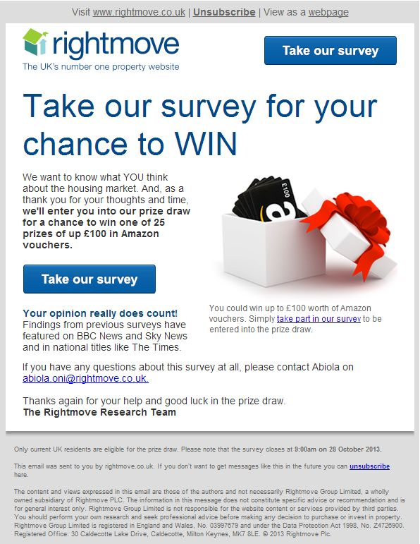 Best Survey Invites Images On   Email Design Email