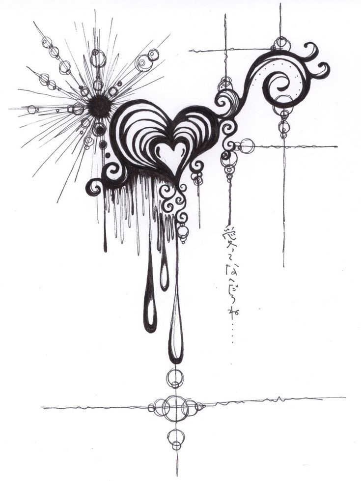 What is Love...? by ~KEKIERO on deviantART < I would get this as a tat in a heartbeat.