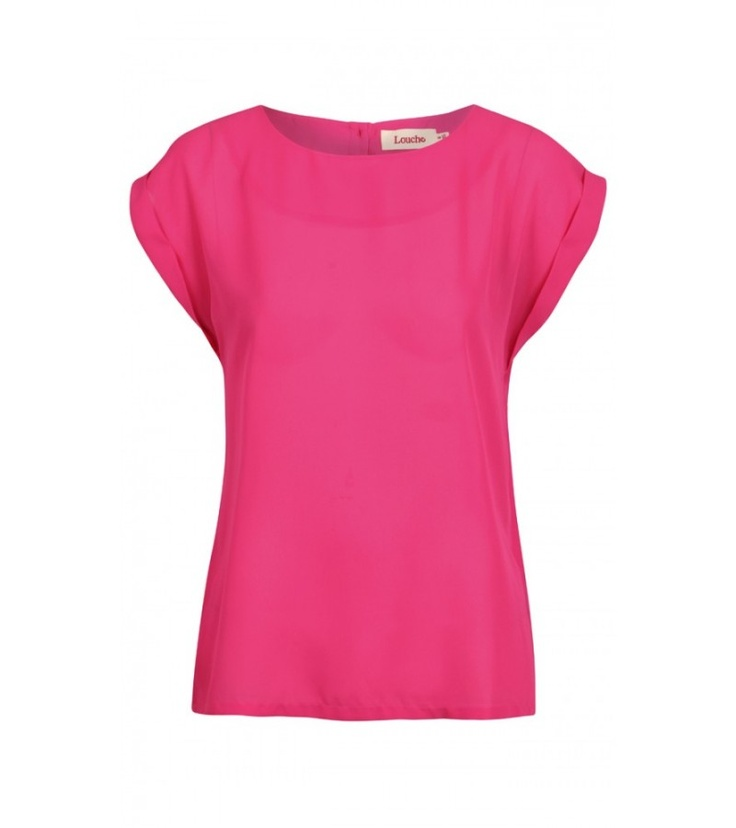 Think Pink, hot Pink.. with this Jeton Top. The perfect partner for the oh so on trend Skinny Jeans. We have all the popular colours.
