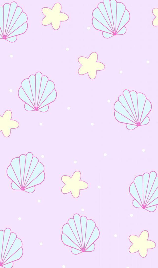 Pin By Kayla Matthews On Cuuute In 2020 Mermaid Wallpapers Pastel Wallpaper Iphone Wallpaper