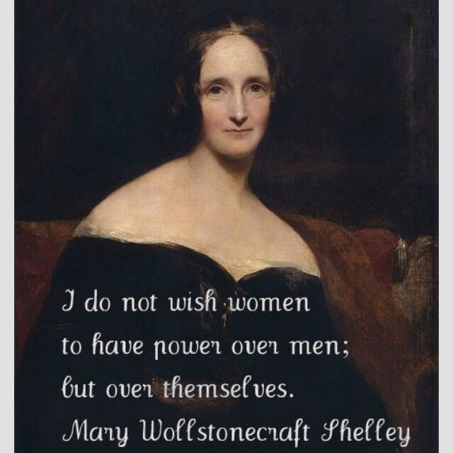 Mary Shelley author Frankenstein