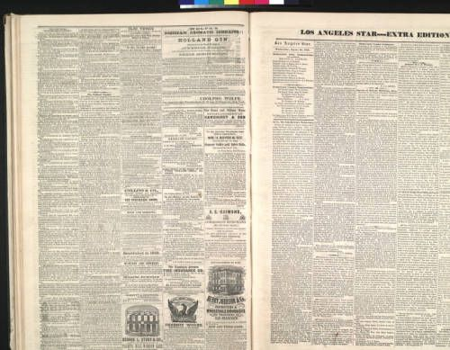 Los Angeles Star -- Extra Edition, August 10, 1859. http://digitallibrary.usc.edu/cdm/ref/collection/p15799coll68/id/4