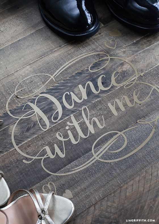 Best 25 diy wedding dance floor ideas on pinterest diy dance floor decals for your diy wedding solutioingenieria Image collections