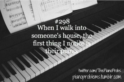 always #PianoProblems